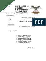 Proyecto Responsabilidada Social Efc
