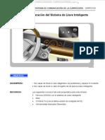 Manual Diagnostico Reparacion Sistema Llave Inteligente Nissan Componentes Funciones Procedimiento Solucion Problemas