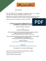 Prospecta Invita Asistencia Informe OyM 2015 2