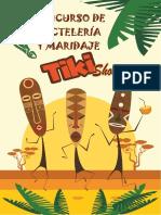 Concurso de Cocteleria Tiki