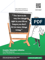 Investment Lessons Booklet