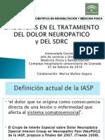Evidencias en El Tratamiento Del Dolor Neuropatico2016def