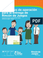 Instructivo de Operacion RINJU