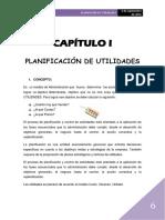 Planificacion de Utilidades