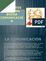 REQUISITOS PARA UNA BUENA COMUNICACIÓN
