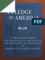 GOP Pledge to America Final