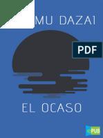 osamu dazai. el ocaso (r1.0).epub