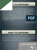 Karl Marx y El Capitalismo
