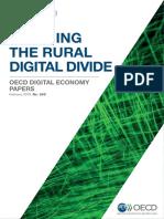 OECD Bridging the Rural Digital Divide