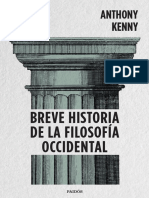 37460 FRAGMENTO Breve Historia de La Filosofia Occidental