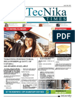Biotecnika - Newspaper 24 April 2018