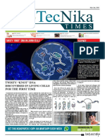 Biotecnika - Newspaper 2 May 2018