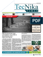 Biotecnika - Newspaper 15 May 2018