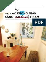 Hoi Dong Anh Bao Cao Khong Gian Sang Tao 2018