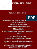 Aspek Etik HIV AIDS