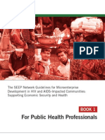 SEEP Guidelines Book 1 for Public Health Professionals