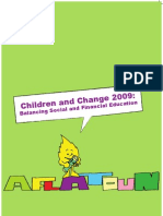 Aflatoun Children and Change 2009