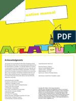 Aflatoun Evaluation Manual