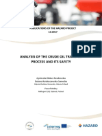 HAZARD Publication 12 Analysis of the Crude Oil Transfer Process