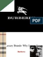 Luxury Brands- Why Luxury