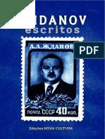 Zhdanov Escritos