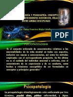 Psicopatología y Psiquiatría