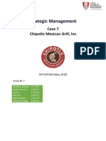 GE Group5 ChipotleMexicanGril Report Final