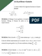 Ejercicios Propuestos Varias Variables