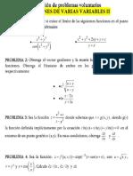 Propuestos Varias Variables