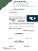 Surat Edaran Konferwil