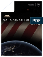Nasa 2018 Strategic Plan
