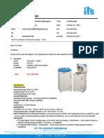 002 Quotation PT ITS Science - Lab Terpadu Undip-Pak Anto