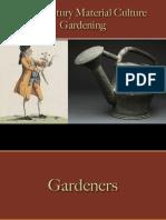 Tools - In the Garden