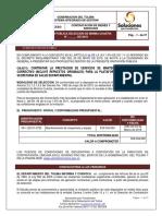 Invitacion Mantenimiento Plataforma Tecnilogica