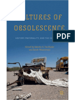 Cultures of Obsolescence - [Babette B. Tischleder, Sarah Wasserman