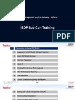 Partner Training ISDP Ver 2