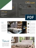 Catálogo Colchões Latex Foam_2016