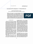 Sustainable Development a Critical Review - Mueller