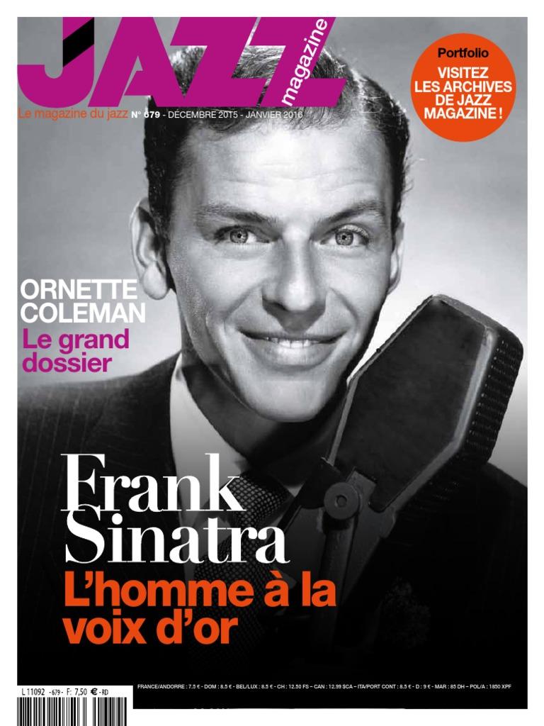 Jazz Magazine Decembre 2015 Le Jazz Loisirs