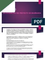 EVIDENCIAS DEL PROYECTO DE ENSEÑANZA.pptx