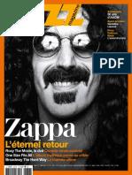 Jazz Magazine Octob Re 2015