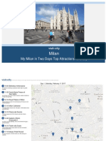 My Milan in Two Days Top Attractions Itinerary