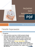 Falsafah Dan Paradigma