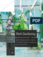 Herb Gardening - How to Prepare the Soil, Choose Your Plants.pdf