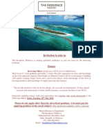 Advert - 26 May 2018 (Receiving Officer) - Job Maldives (1)