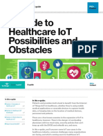 A Guide to Healthcare IoT Possibilities and Obstacles