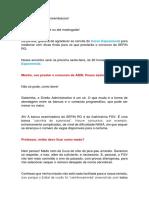 Revisão SEFIN RO - Exponencial