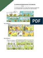 Guía de Trabajo Signos de Interrogación y Exclamación