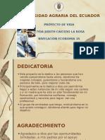 Universidad Agraria Del Ecuador Leyda Caicedo