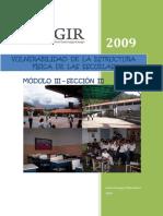 VULNERABILIDAD DE LA ESTRUCTURA FÍSICA DE LAS ESCUELAS.pdf